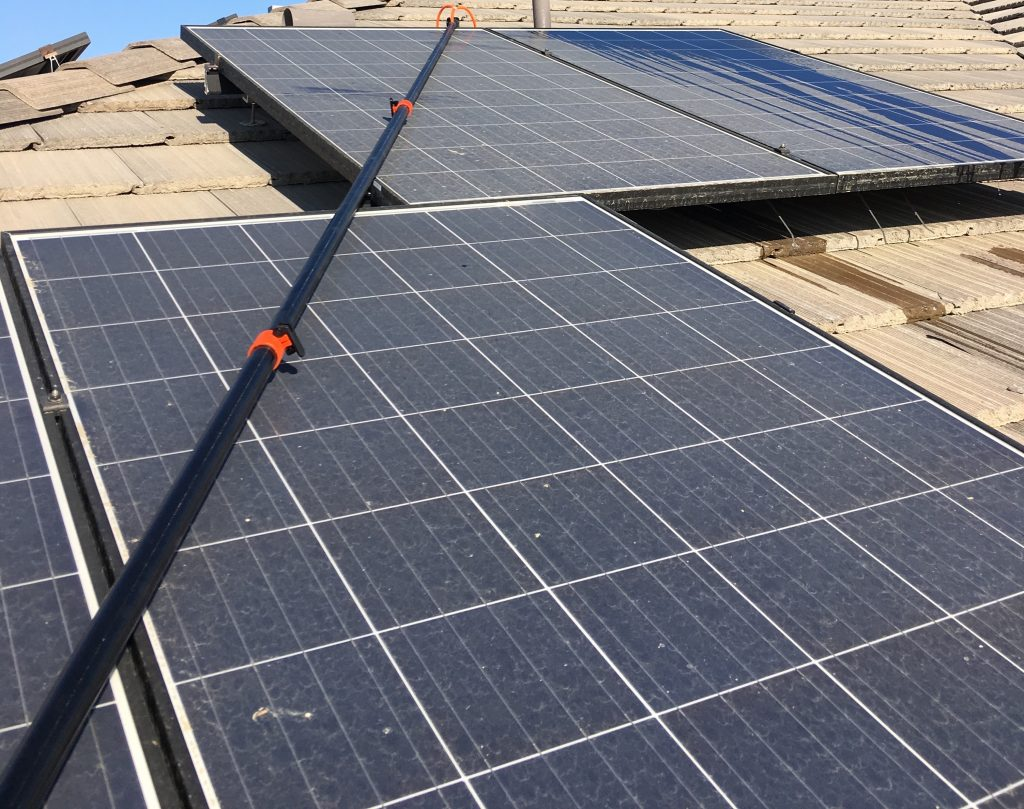 Bakersfield Solar Company, Bakersfield Solar Panel Cleaning, One Way Solar